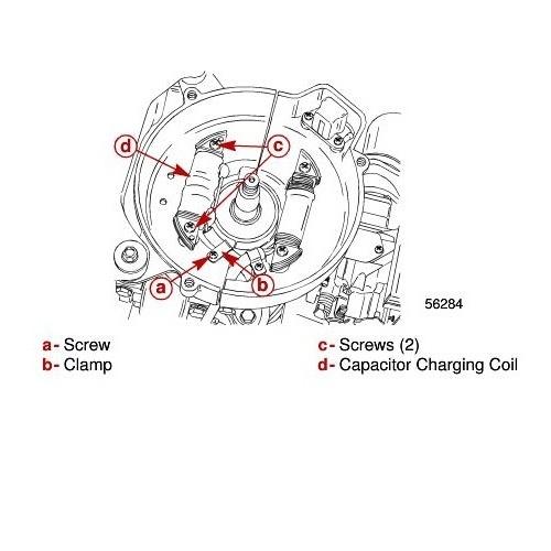 регулировка зажигания лодочного мотора тохатсу 9.8