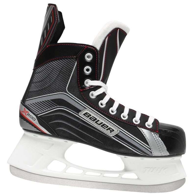 """Коньки хоккейные """"Bauer"""" Vapor X200 (SR)"""