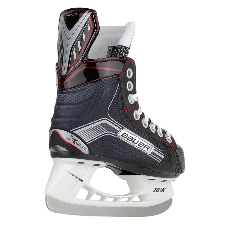 """Коньки хоккейные """"Bauer"""" Vapor X300 (YTH)"""