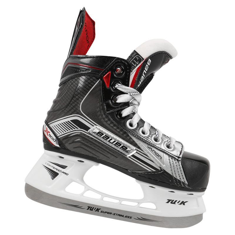 """Коньки хоккейные """"Bauer"""" Vapor X900 (YTH)"""