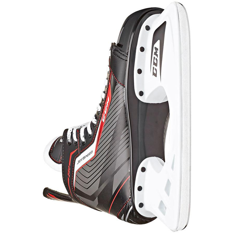 """Коньки хоккейные """"CCM"""" Jetspeed 250 (SR)"""