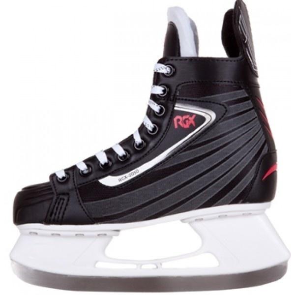 """Коньки хоккейные """"RGX"""" 2050"""