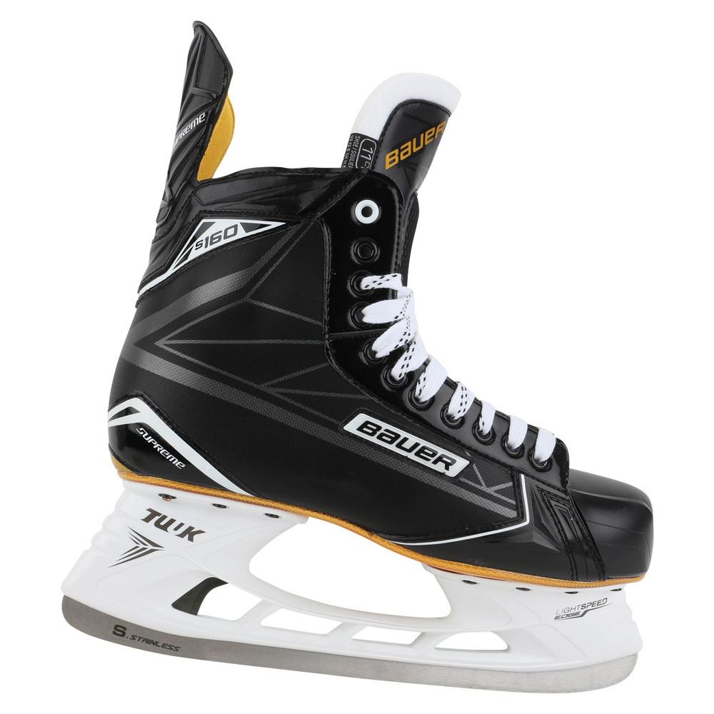 """Коньки хоккейные """"Bauer"""" Supreme S160 (JR)"""