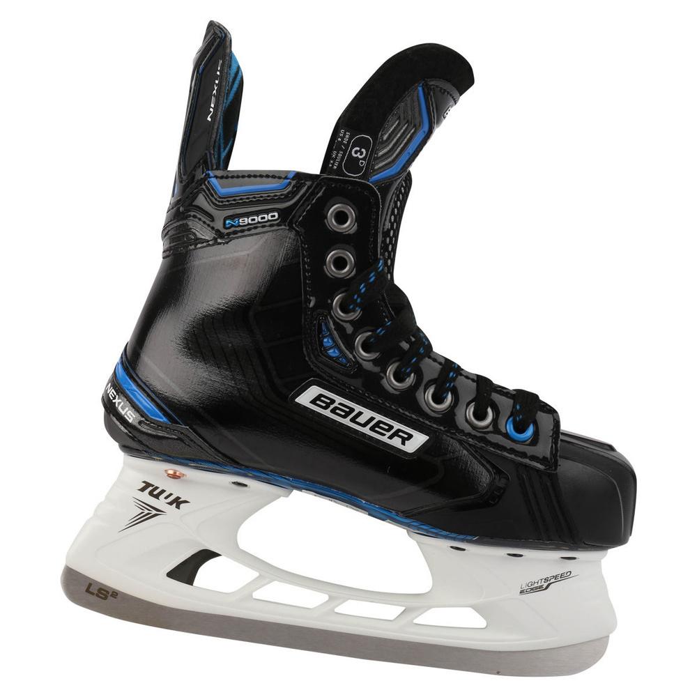 """Коньки хоккейные """"Bauer"""" Nexus N9000 (JR)"""