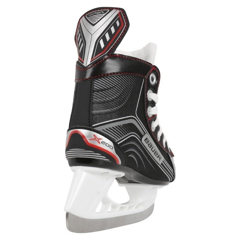 """Коньки хоккейные """"Bauer"""" Vapor X200 (YTH)"""