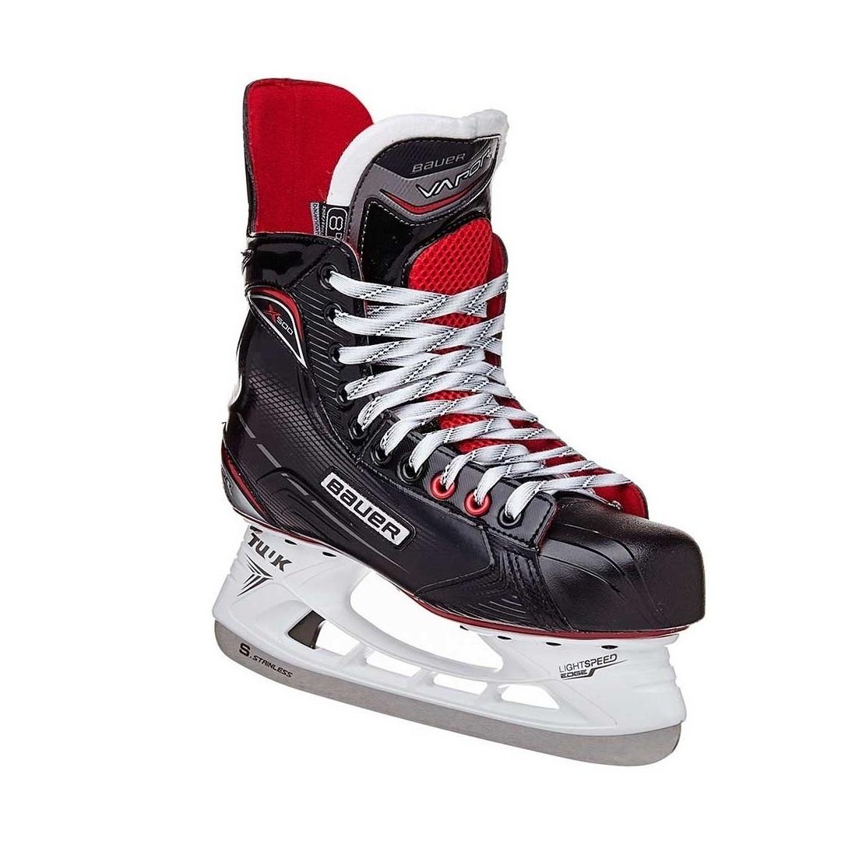 """Коньки хоккейные """"Bauer"""" S17 Vapor X500 (JR)"""