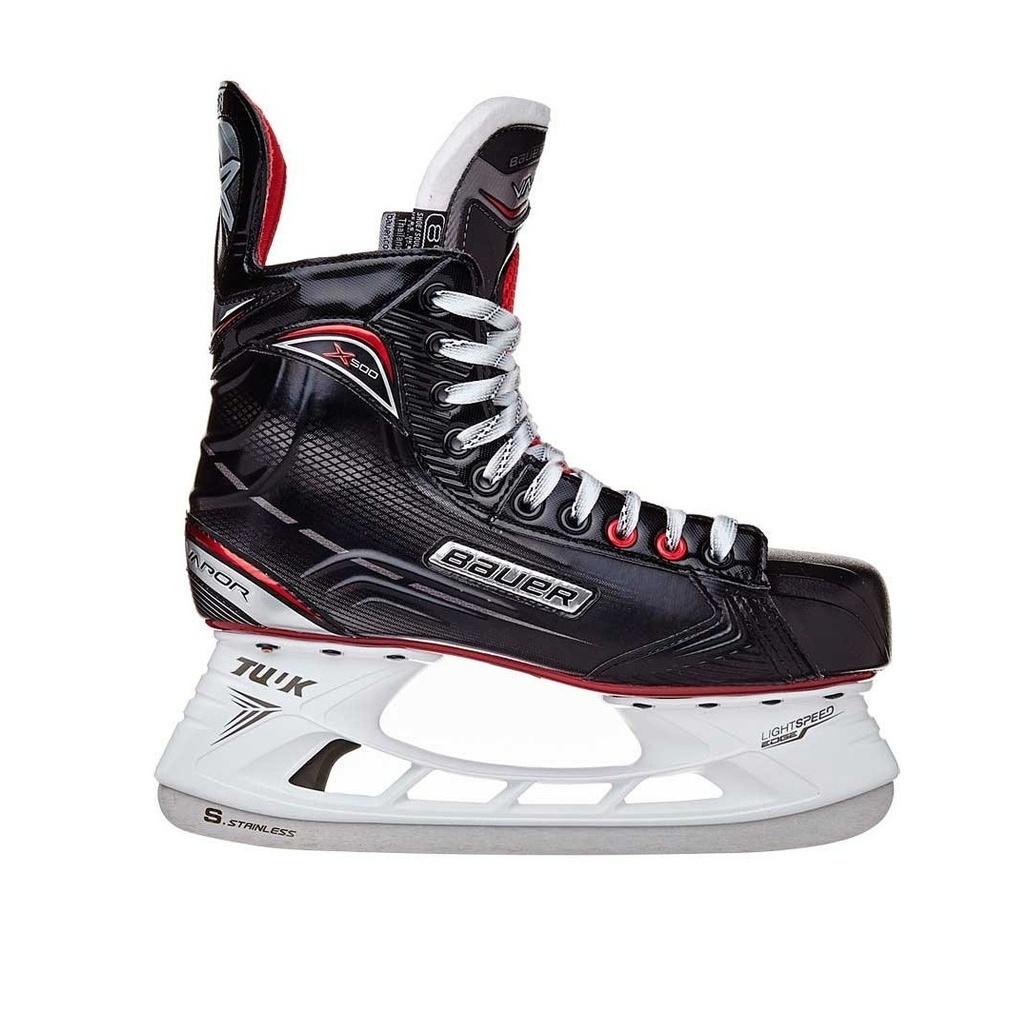 """Коньки хоккейные """"Bauer"""" S17 Vapor X500 (SR)"""