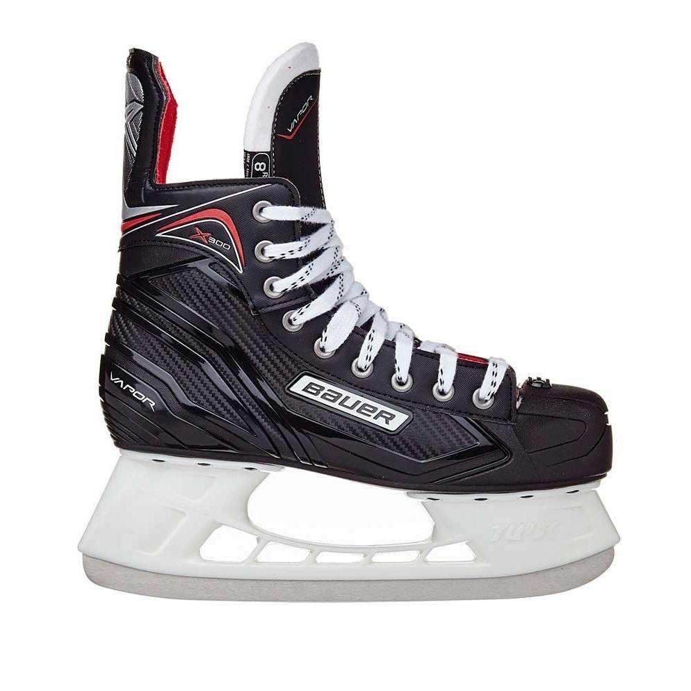 """Коньки хоккейные """"Bauer"""" S17 Vapor X300 (JR)"""